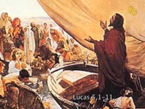 Resultado de imagen de Lc 5,1-11