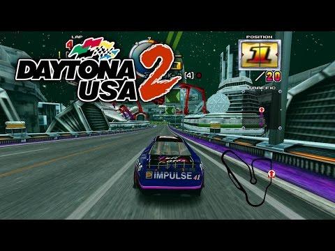 Daytona USA 2: Power Edition - Advanced - Supermodel 0.3-SVN 494