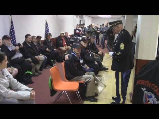 HTS - North Country Honor Flight Send Off  9-29-18