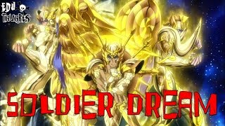 Saint Seiya - Soldier Dream PT-BR (Edu Tavares)