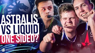 Why is the Astralis vs Team Liquid Rivalry so ONE SIDED?