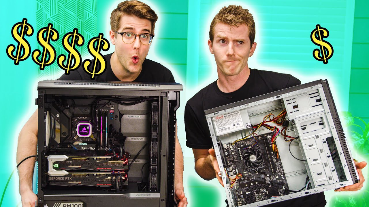 Cheap vs. Expensive Gaming!?