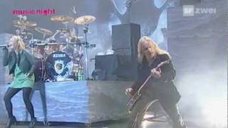 01 - Nightwish - Bye Bye Beautiful - Live at Gampel Open Air 2008