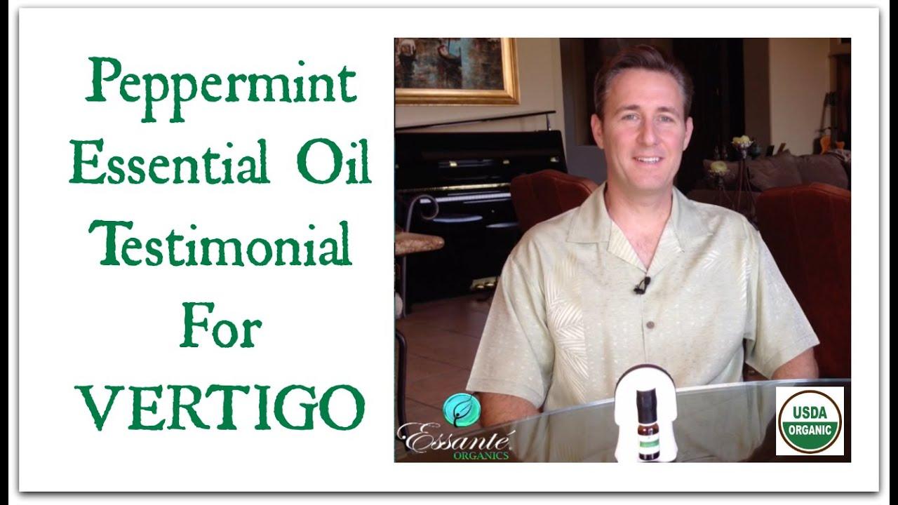 14 Essential Oils for Vertigo