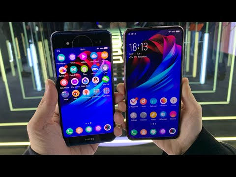 Vivo Nex Dual Display Edition Hands-On: 2 Screens, 3D Camera, 10GB Ram