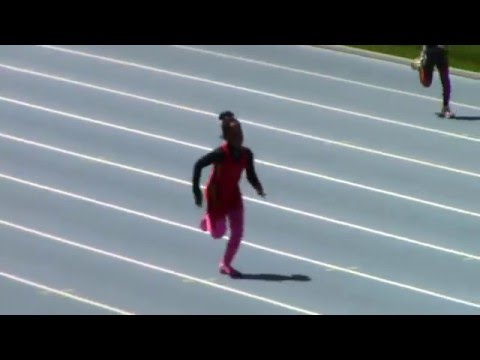 Icahn Stadium Meet-2 - Aniajah 200m