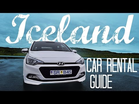 Iceland Car Rental Guide - Lagoon Car Rental Review