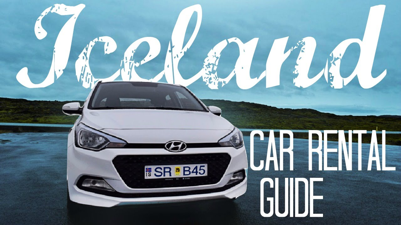 Iceland Car Rental Guide Lagoon Car Rental Review