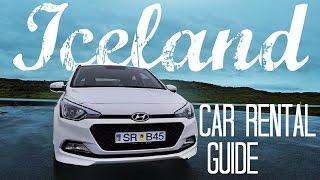 Iceland Car Rental Guide
