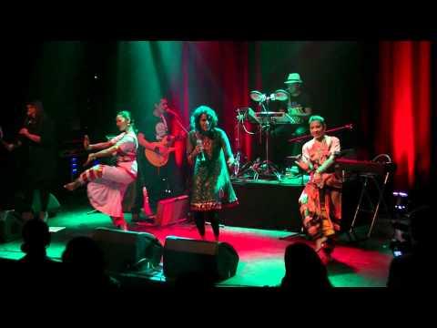 Pravini - Armed & Sexy @ Album Release Diaspora Paard van Troje Den Haag