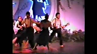 Lehakat Kadima - Federação Israelita do Rio Grande do Sul RS - Hava Netze Bemachol 1990