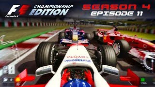I don't think we'll Finish - F1 2006 Career Mode S4 Part 12