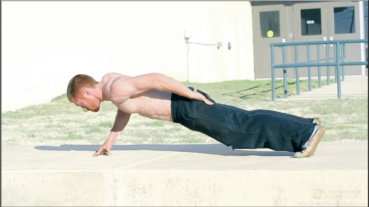 1 Trick to Master Your One Arm Pushup - Best Bodyweight Exercises ...