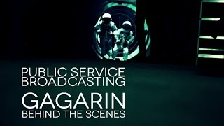 PUBLIC SERVICE BROADCASTING - GAGARIN (BEHIND THE SCENES)