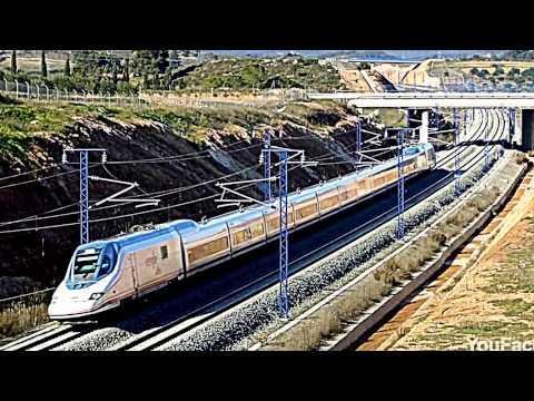 ТОП 10 самых быстрых поездов в мире