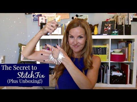 The Secret to StitchFix plus Unboxing!