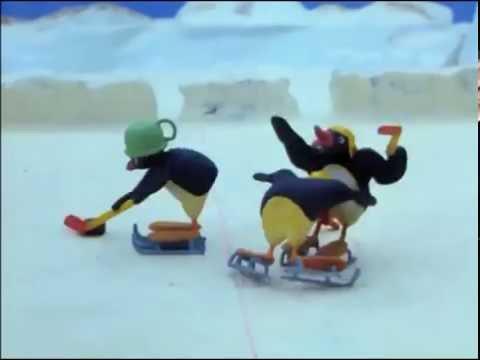 Pingu - Pingu Dance Music Video (David Hasselhoff)  (HD)