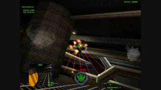 Descent 3 Mercenary Gattling MP-1 Insane