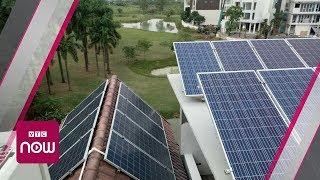 Điện mặt trời áp mái: Xả láng vẫn tiết kiệm? | VTC Now
