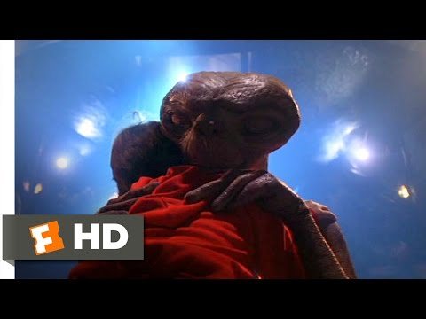I'll Be Right Here  E.T.: The ExtraTerrestrial 1010 Movie  1982 HD