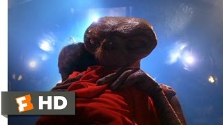 I'll Be Right Here - E.t.: The Extra-terrestrial 10/10 Movie Clip 1982 Hd