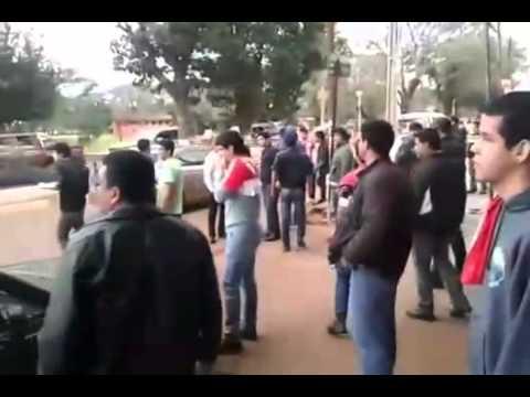 Ataque a periodista de ABC Color en Hernandarias