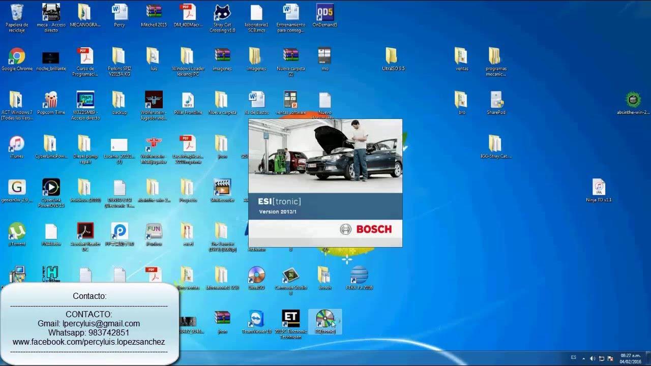 Bosch esi tronic 2014 keygen serial eaststaff.