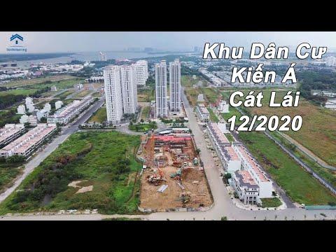 Tiến Độ Khu Dân Cư Kiến Á Quận 2 Tháng 12/2020
