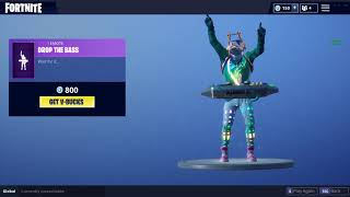 Drop the bass - Fortnite Battle Royale (Emote)
