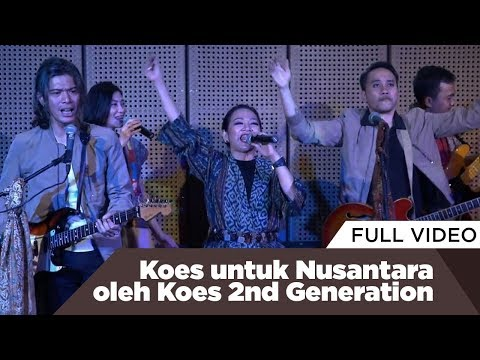 Koes Untuk Nusantara Oleh Koes 2nd Generation