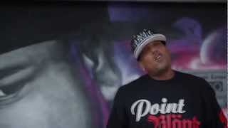 Point Blank- My Mind Went Blank / DJ SCREW TRIBUTE (OFFICIAL Music Video 2012)