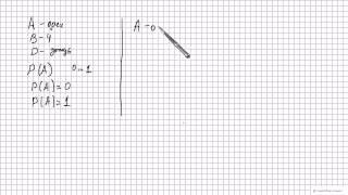 Основы теория вероятностей. События и вероятность