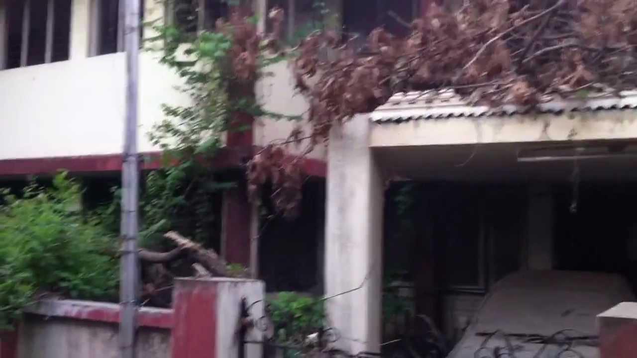 Haunted House In Chennai India  YouTube