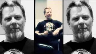 JAMES HETFIELD INTERVIEW (2009)