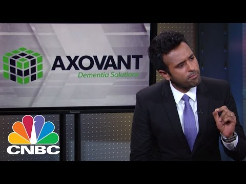 Axovant Sciences CEO: Biggest Biotech IPO Ever | Mad Money ...