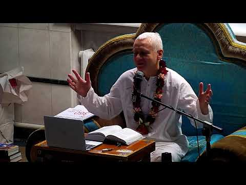Бхагавад Гита 4.36 - Ачьюта Прия прабху