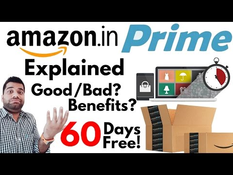Amazon prime how does it work in india