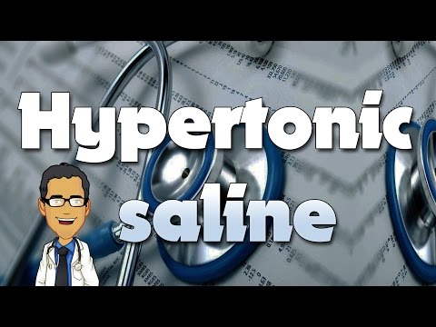 MM - hypertonic saline in TBI patients