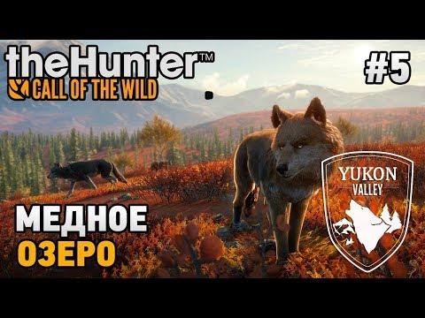 theHunter: Call of the Wild #5 Медное озеро (Alaska-Yukon Valley)