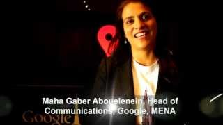 Head of Communications, Google MENA, Maha Abouelenein‎ talks about Burj Khalifa Streetview