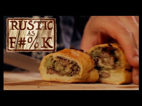 Baller Sausage & Broccoli Pizza Roll Recipe