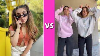 Piper Rockelle Vs Charli D'amelio \u0026 Addison Rae TikTok Dance Battle 2021