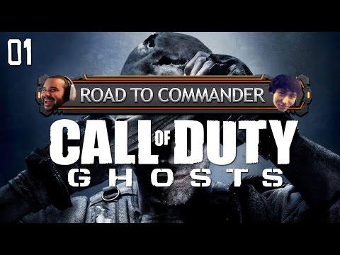 RTC Co-op COD Ghosts #1: Vocês conseguiram...