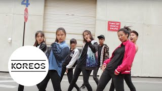 Video [Koreos] BTS 방탄소년단 -  FIRE 불타오르네 Dance Cover download MP3, 3GP, MP4, WEBM, AVI, FLV Agustus 2018