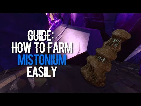 Guide: How To Farm Mistonium Easily thumbnail