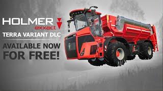 Farming Simulator 19 - New Free Equipment!! HOLMER Terra Variant DLC