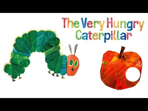 the very hungry caterpillar # 3