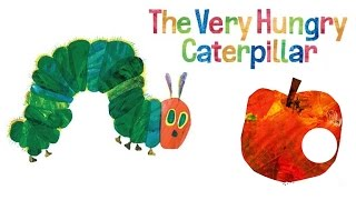 Gambar cover The Very Hungry Caterpillar - Animated Film