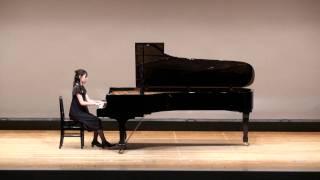 ピアノ 荒井萌那 [喜びの島/ドビュッシー] :::::::::: プチミュジシャ...