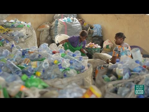 Wecyclers Is Fighting Nigeria's Waste Crisis | HuffPost #Reclaim